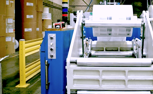 Continuous Color Inkjet press (Screen J520S)