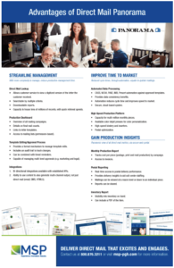 direct mail management software