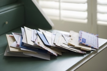 types of direct marketing mail